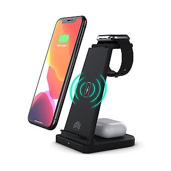 Supporto per telefono wireless Ricarica rapida Qi Wireless Charger Es