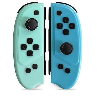 Joy Con Controller Compatible With Nintendo Switch, Wireless Controllers Compatible With Switch Joy Pad With Wake Up, Nfc, Turbo, Gyro Axis, Dual Shoc