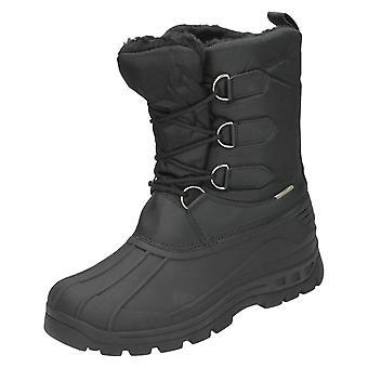 Womens Snow Fun Winter Snow Boots