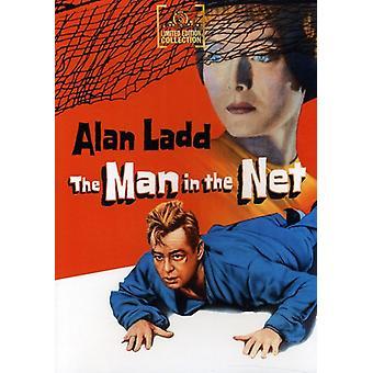 Mannen i Net [DVD] USA import