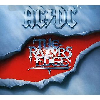 Ac/Dc - Razor's Edge [CD] USA import