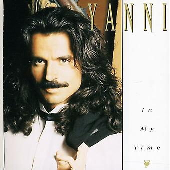 Yanni - In My Time [CD] USA import