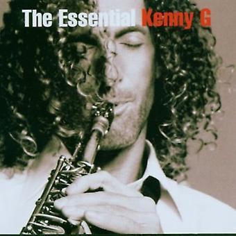 Kenny G - Essential Kenny G [CD] USA import