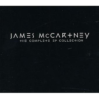 James McCartney - James McCartney: Complete EP Collection [CD] USA import