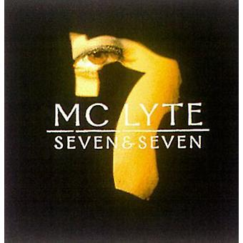 Mc Lyte - Seven & Seven [CD] USA import