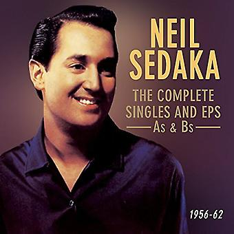 Neil Sedaka - Neil Sedaka: Sedaka Neil-komplett oss synden [CD] USA import