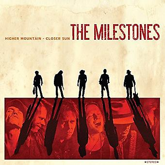 Milestones - Higher Mountain-Closer Sun [CD] USA import
