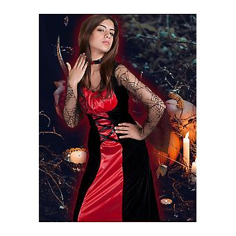 Vrouwen kostuums vrouwen Halloween Lady Crudella vampier