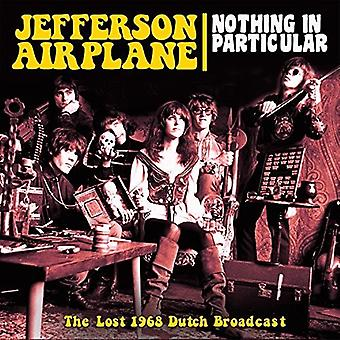 Jefferson Airplane - Jefferson Airplane-Nothing in importazione USA Particul [CD]