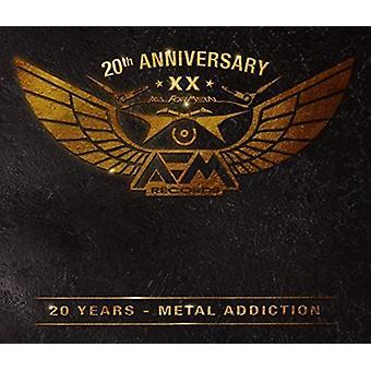 Verschiedene Künstler - 20 Jahre - Metall sucht [CD] USA importieren
