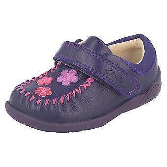 Jeunes filles Clarks Casual Shoes Litzy Evie