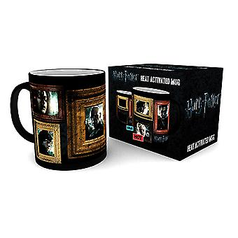Harry Potter Official Heat Changing Character Design Mug