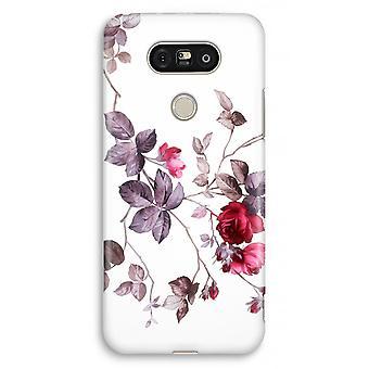 Volledige Print van LG G5 Case - mooie bloemen