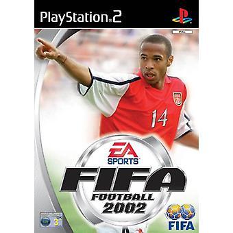 FIFA Football 2002 (PS2) - Ny fabrik förseglad