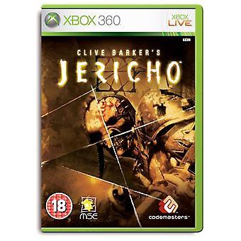 Clive Barkers Jericho-specialutgåva (Xbox 360)-ny