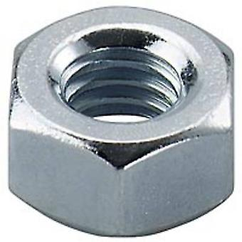Hexagonal nut M8 Stainless steel A4 100 pc(s) Fischer MU M 8 A4 77642