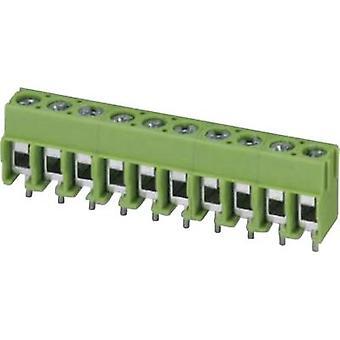 Phoenix Contact PT 1,5 / 2-5,0-H skruv terminal 2.50 mm² antal pins 2 Green 1 dator