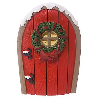 Puckator Christmas Santa dörr