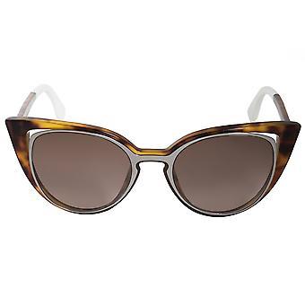 فيندي القط العين نظارات FF0136S NY2 j6 إلى 51