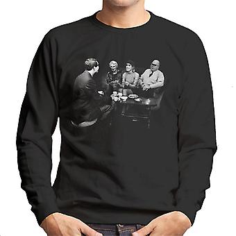 TV Zeiten Dusty Springfield Dave Lanning Interview Herren Sweatshirt