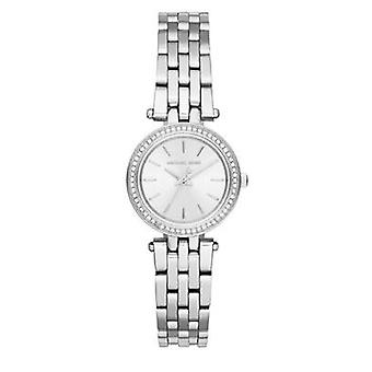Michael Kors Ladies' Darci Mini Watch - MK3294 - Silver