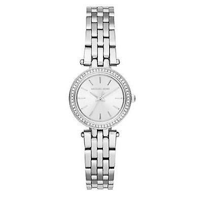 Michael Kors dames Darci Mini Watch - MK3294 - zilver