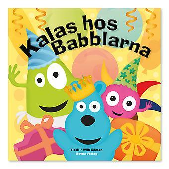 Babblarna-KALAS na babblarna-kniha pevné dosky