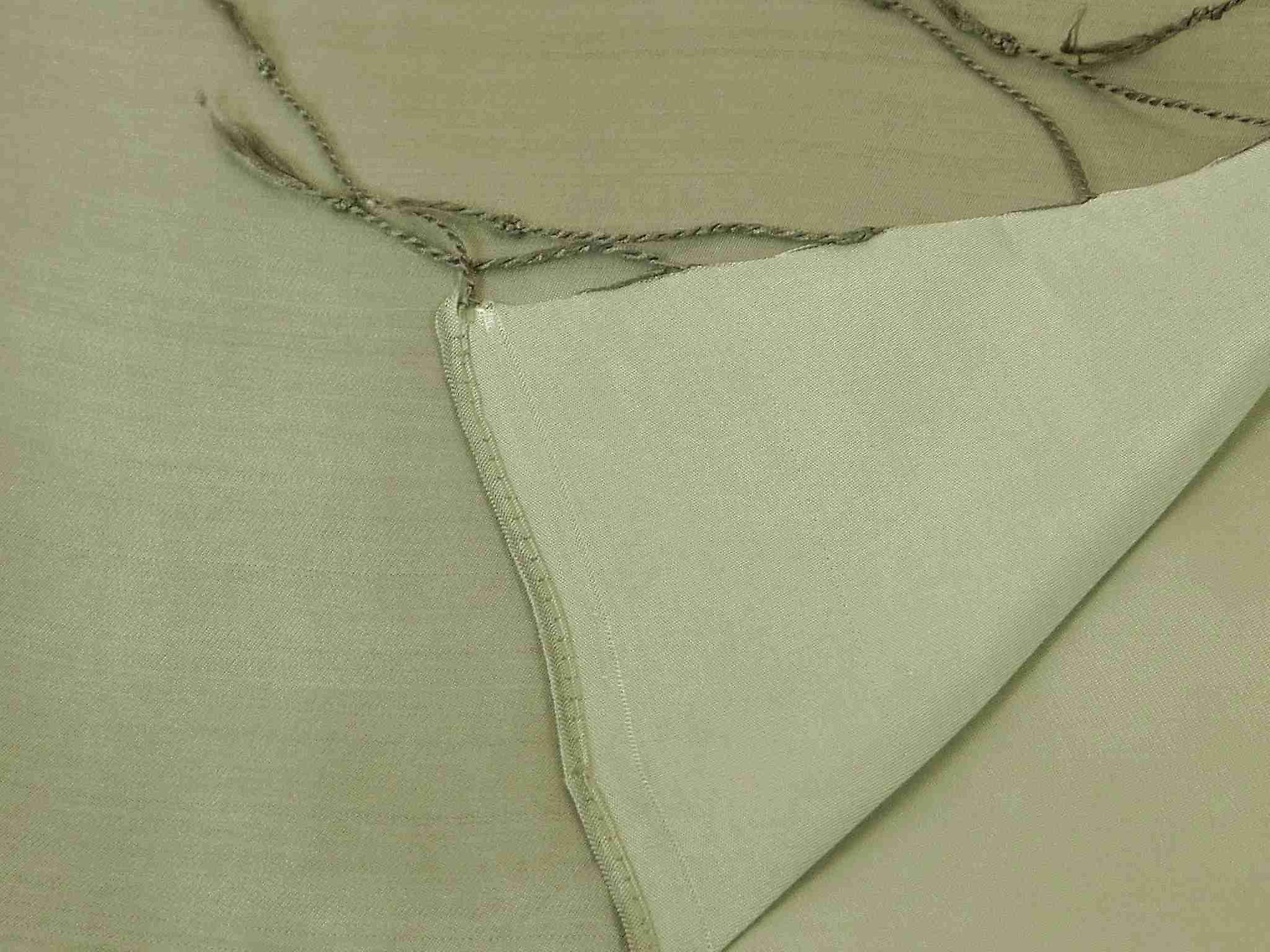 Vietnamese Cham-Pa Reversible Long Silk Scarf Pearl by Pashmina & Silk