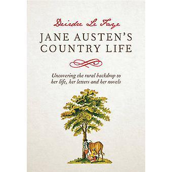 Jane Austens land livet genom Deirdre Le Faye - 9780711231580 bok