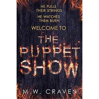 The Puppet Show by The Puppet Show - 9781472127433 Book