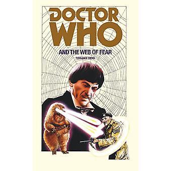 Doctor Who e Web do medo por Terrance Dicks - livro 9781785940361