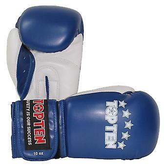 トップ 10 のボクシング グローブ NB II ブルー
