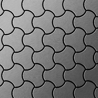 Metall mosaikk rustfritt stål LEGERING Ubiquity-S-S-B