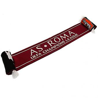 AS Roma Champions League Scarf