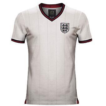 Vintage England Home Soccer Jersey