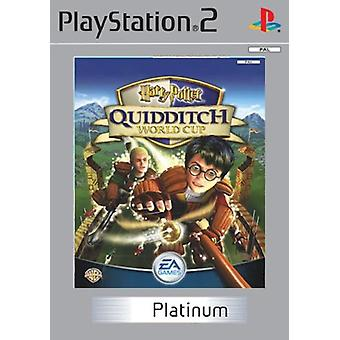 Harry Potter Quidditch World Cup Platinum (PS2) - New