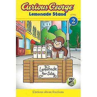 Nyfiken George lemonadstånd (Cgtv läsare)