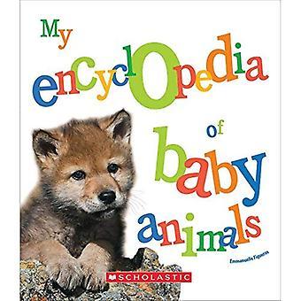 La mia enciclopedia di cuccioli di animali