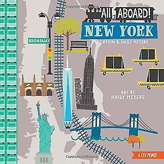 Alla ombord i New York: staden Primer
