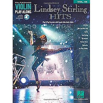 Lindsey Stirling Hits (Hal Leonard Violin Play Along)