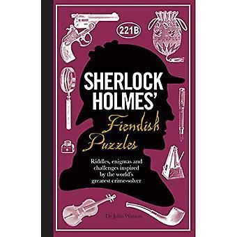 Sherlock Holmes teuflischen Rätsel