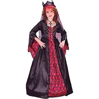 Costume de diable femme enfant