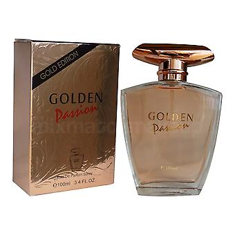 Golden Passion Edp By Saffron