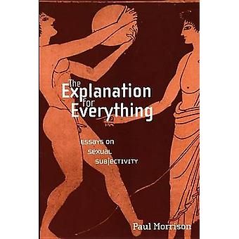 Explanation For Everything by Paul Morrison