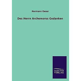 هيرن des أرتشيموروس جيدانكين من أيسر آند هيرمان