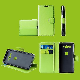 For Samsung Galaxy M20 6.3 inch Pocket wallet premium green Schutz sleeve case cover pouch new accessories
