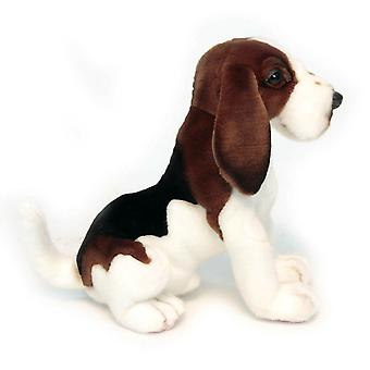 Hansa Beagle Plush (26cm H)