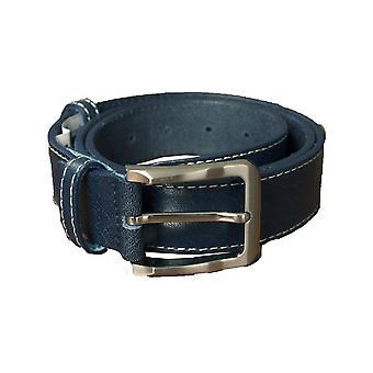 Ashwood Men's Stitch Leather Belt