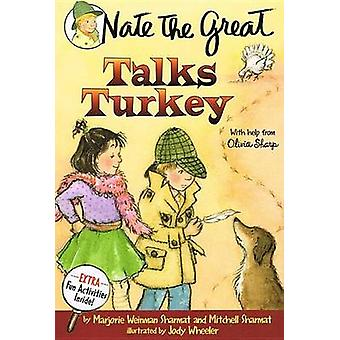 Nate the Great Talks Turkey by Marjorie Weinman Sharmat - Mitchell Sh