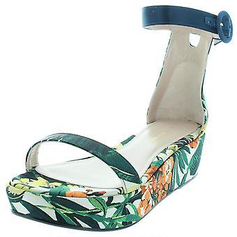 Stuart Weitzman Womens Capri Open Toe Casual Ankle Strap Sandals